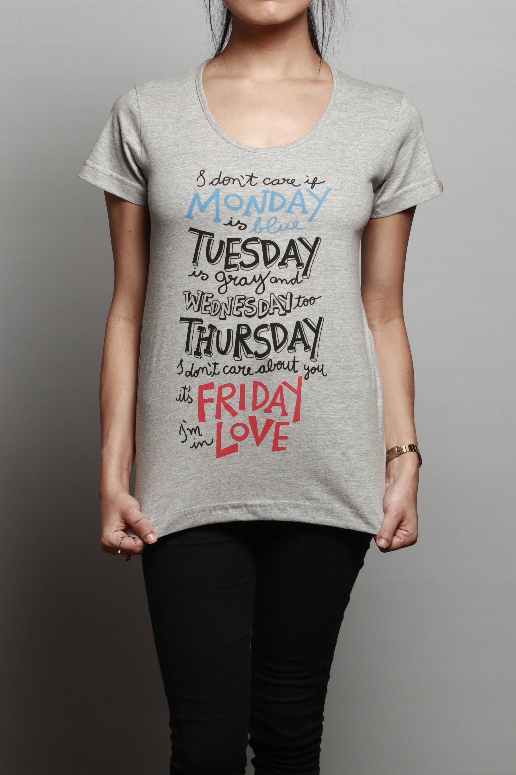 Camiseta Friday I&squo;m in Love