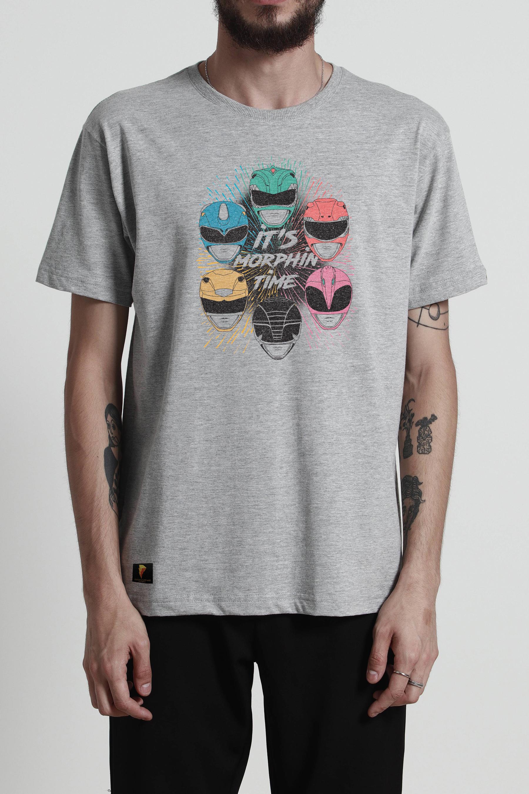 Camiseta It&squo;s Morphin Time
