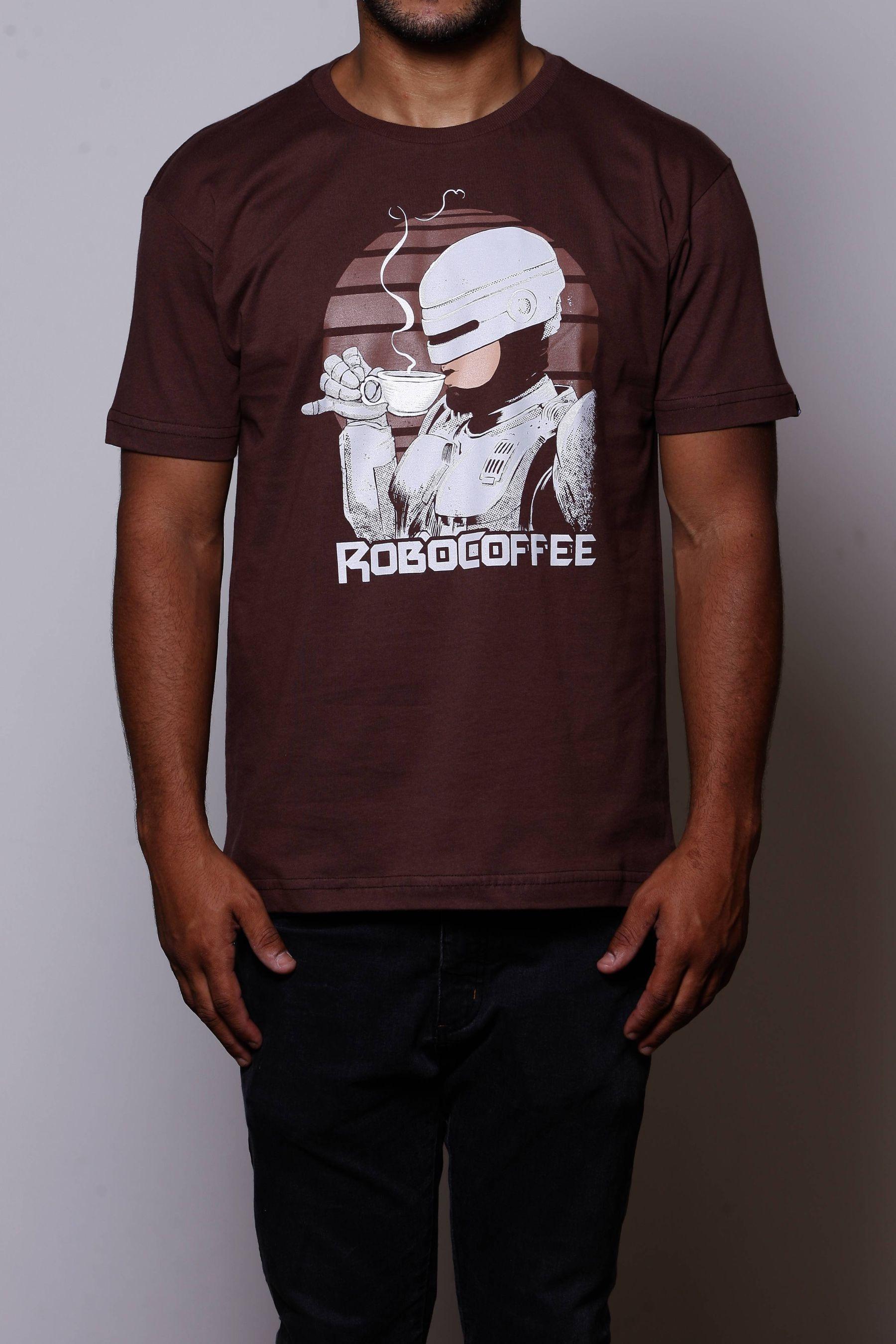 Camiseta RoboCoffee