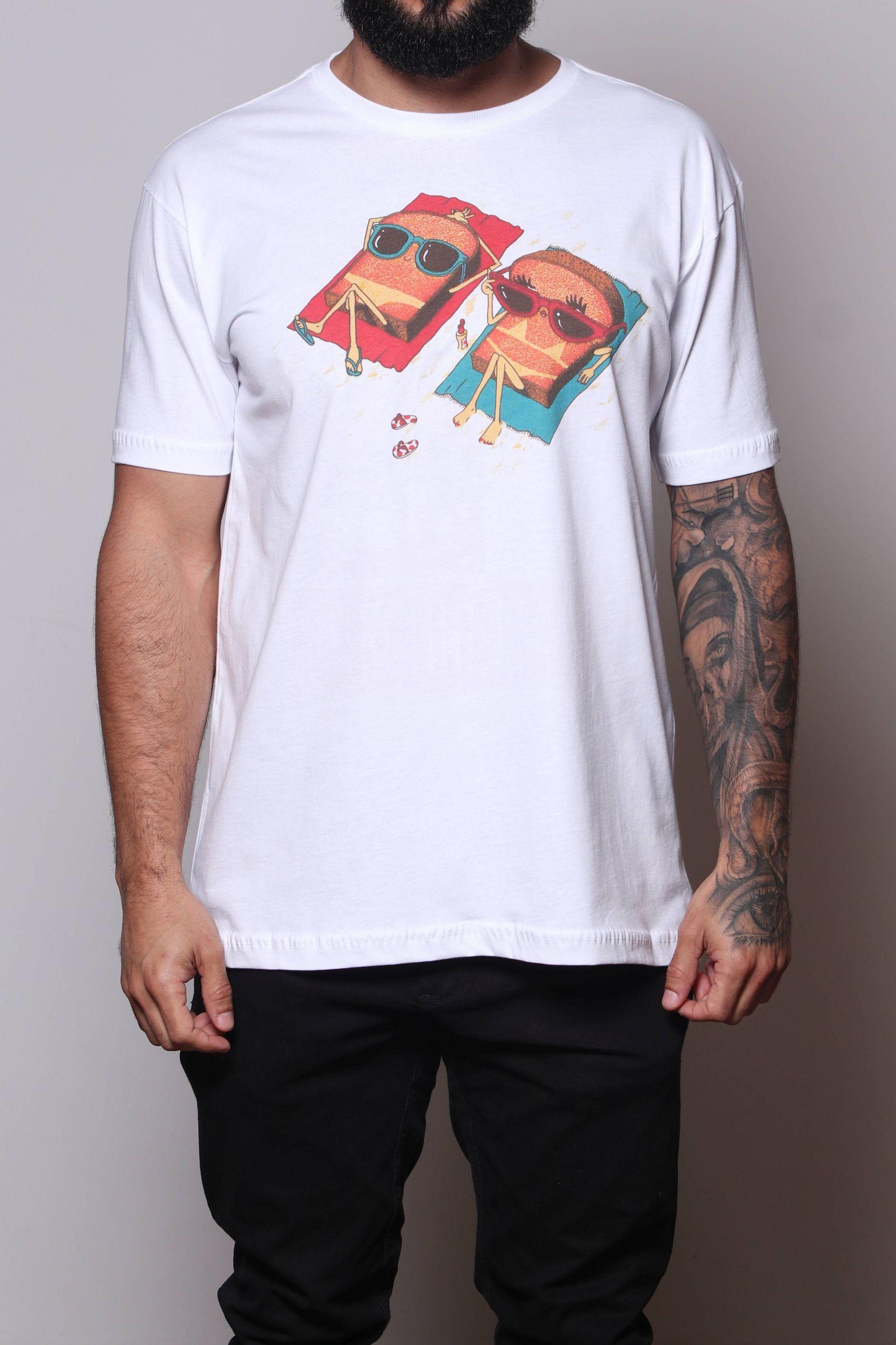Camiseta Torrada