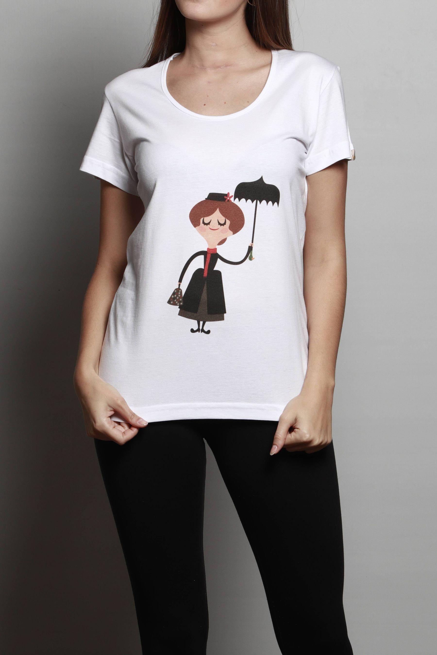 Camiseta Mary
