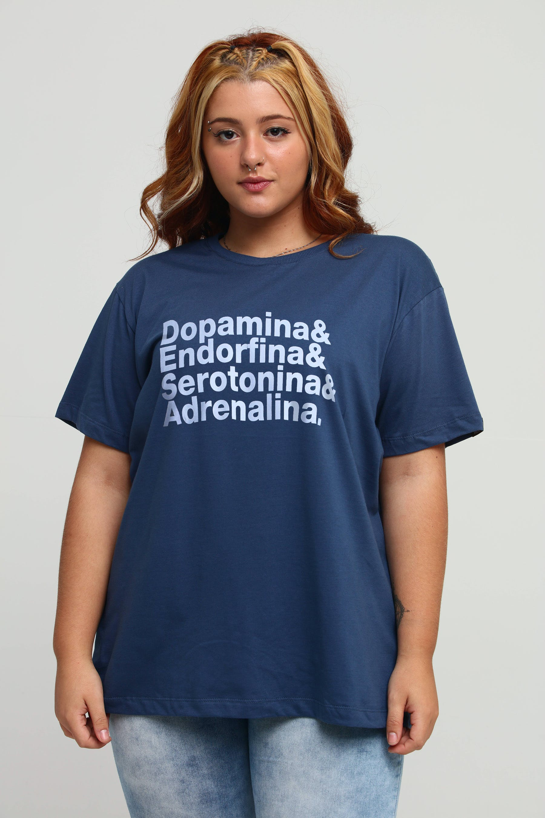 Camiseta Prazer