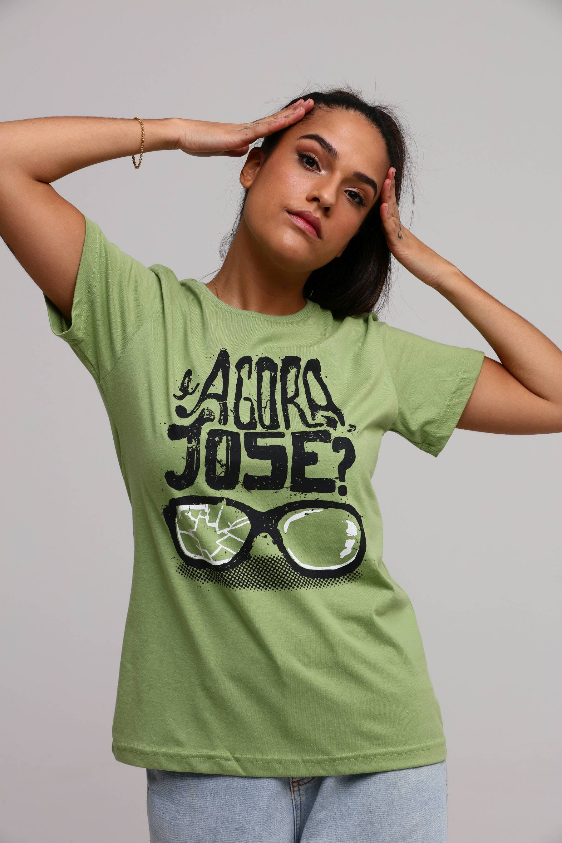 Camiseta E Agora, José?