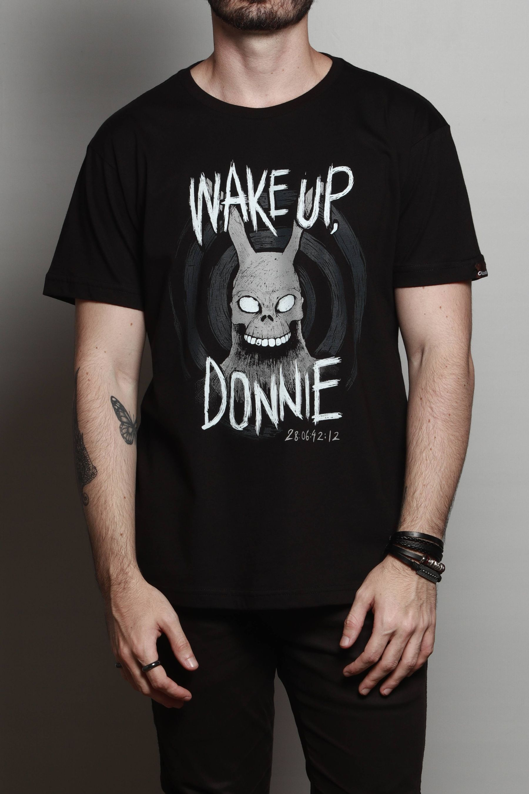 Camiseta Wake Up Donnie