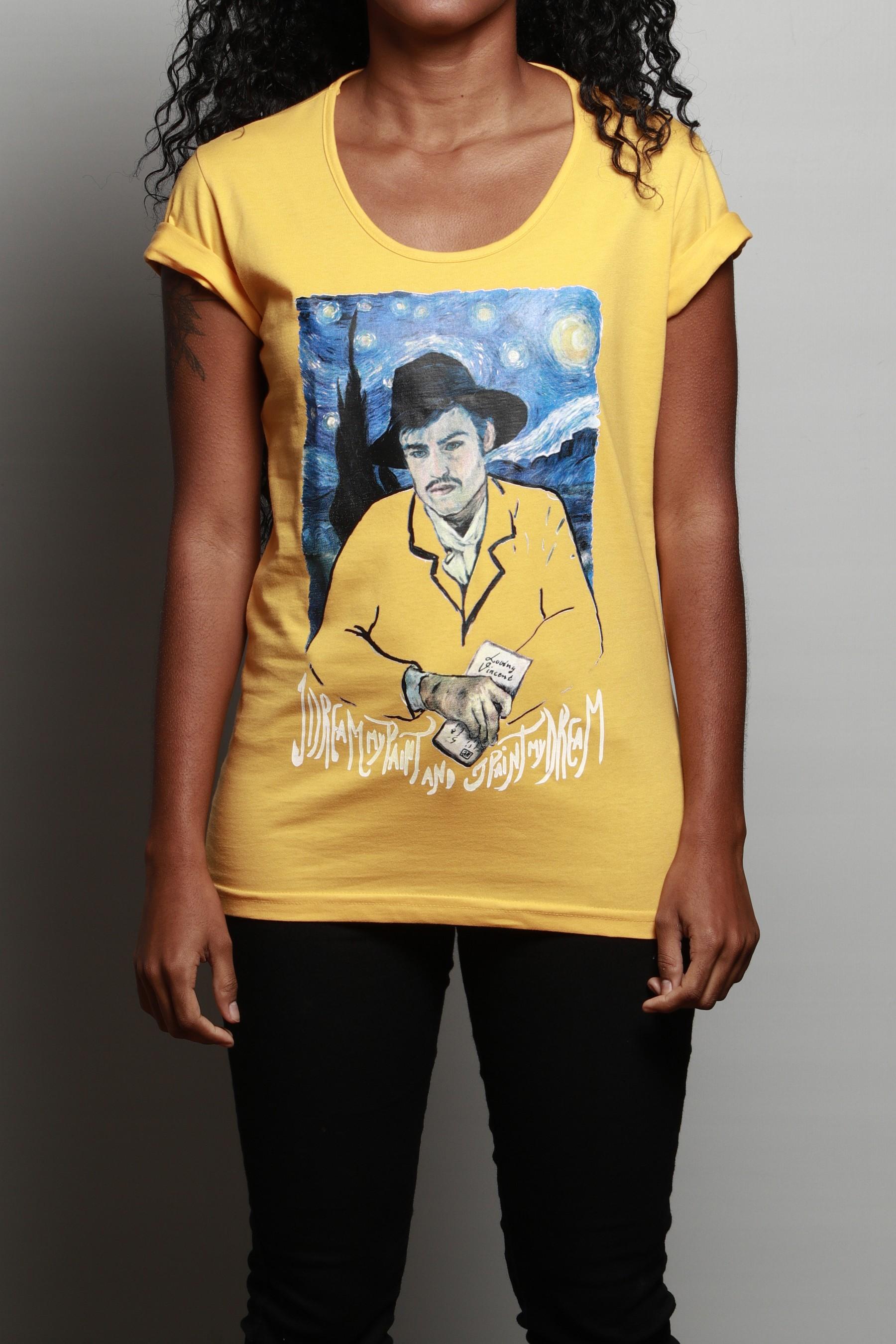 Camiseta Loving Vincent