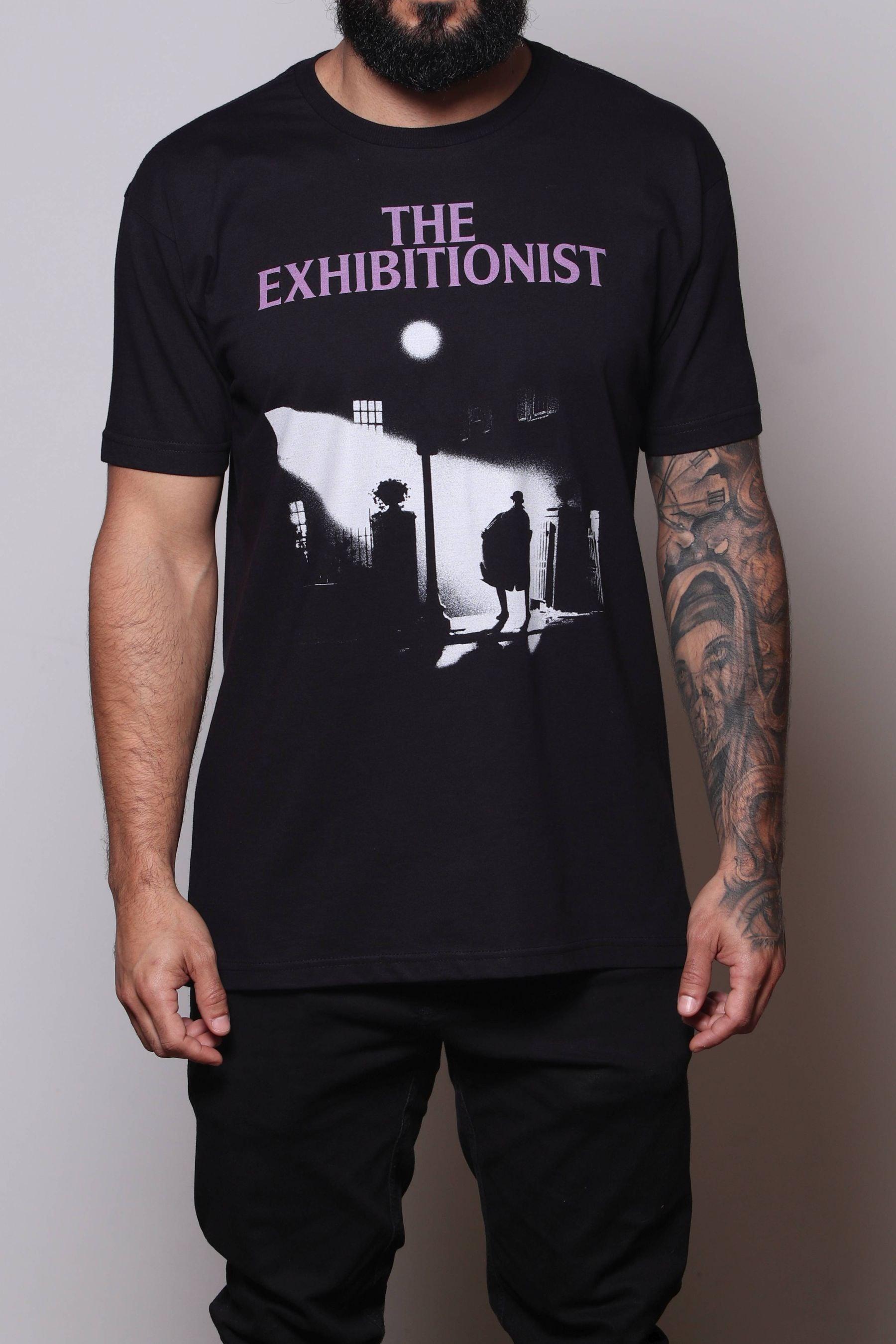 Camiseta The Exhibitionist
