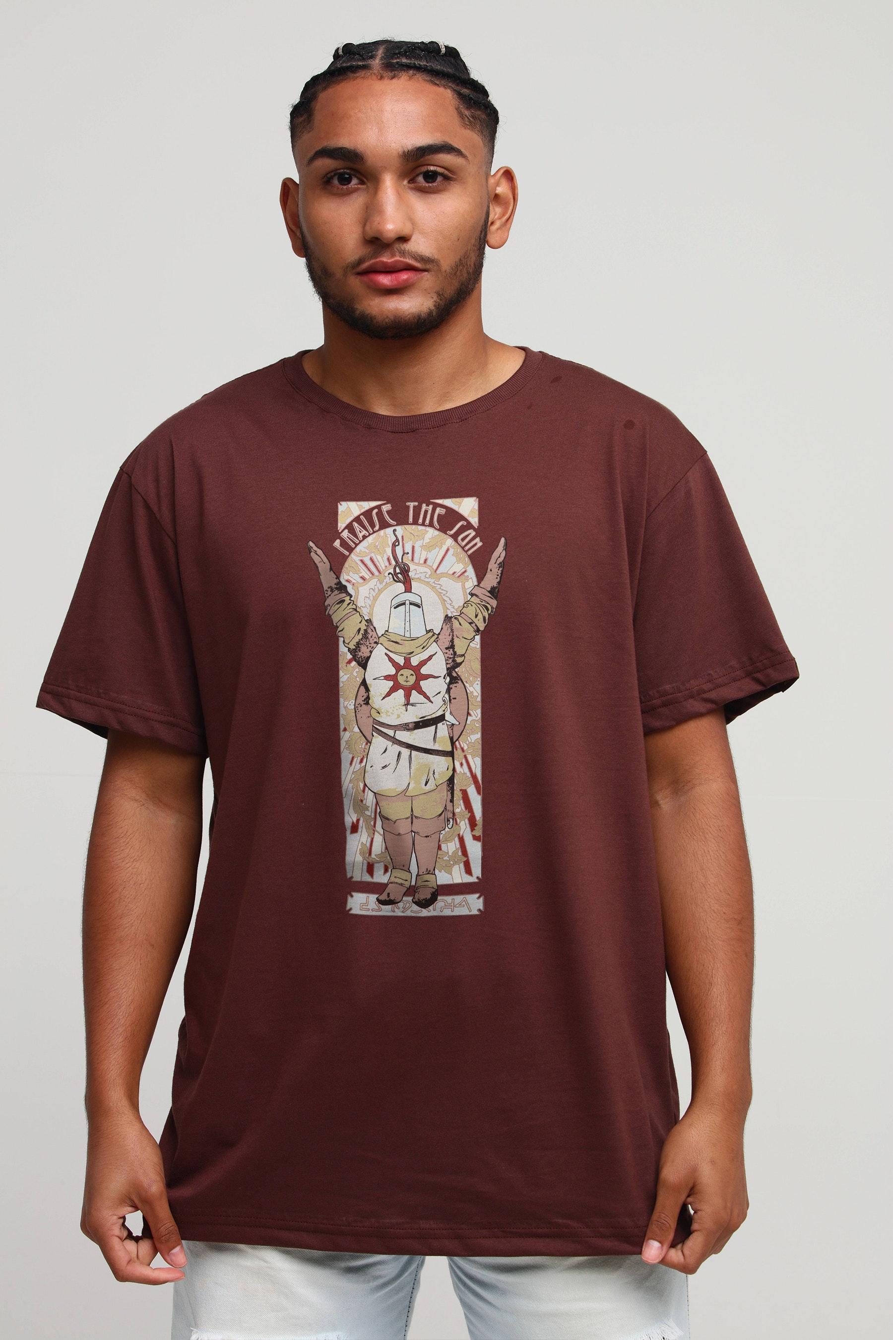 Camiseta Praise The Sun