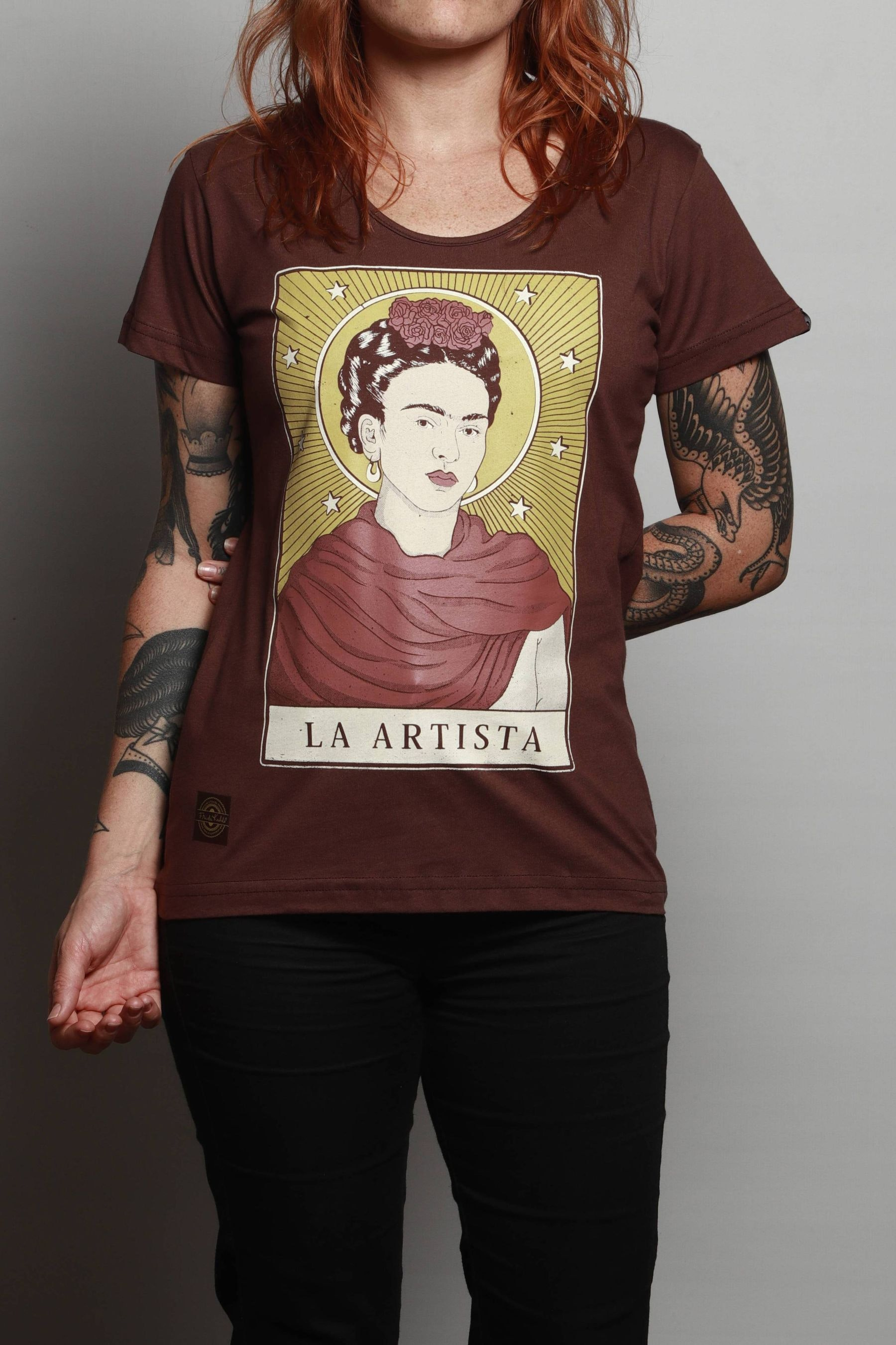 Camiseta La Artista