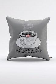 Almofada Sounds Like Coffee