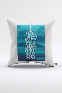 Almofada Mar Calmo