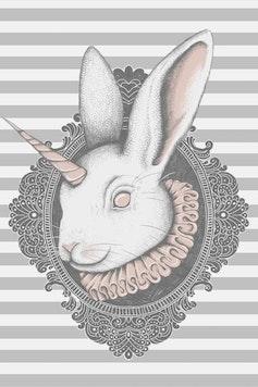 Estampa Bunnycorn