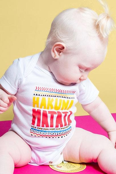 Baby Body Hakuna Matata