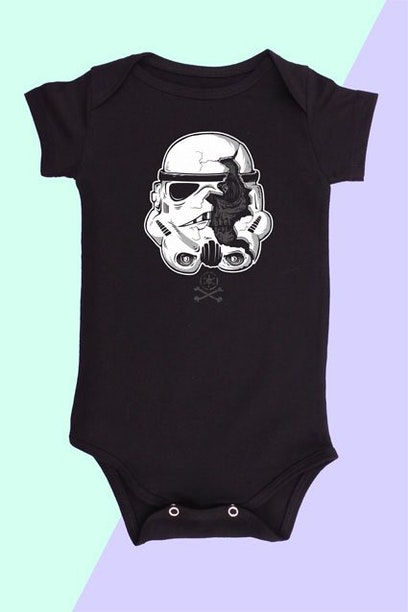 Baby Body Stormtrooper
