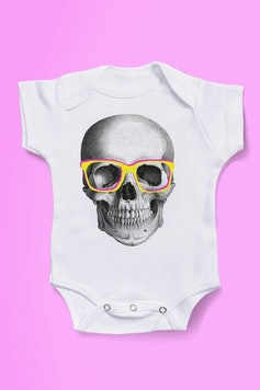 Baby Body Skull