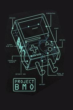 Estampa Baby Body BMO