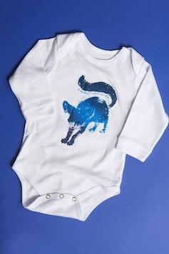 Baby Body Inverno Pequeno Príncipe