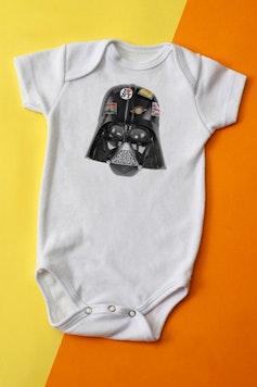 Baby Body Darth Vader