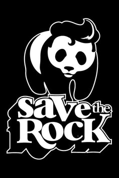 Estampa Baby Body Save The Rock