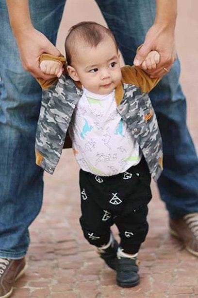 Baby Body Dino