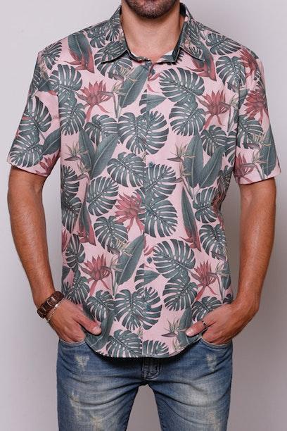 Camisa Social Trópico