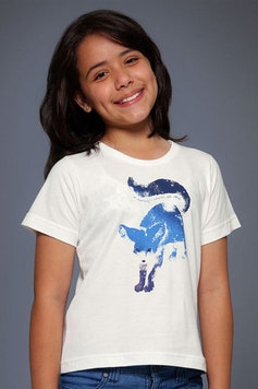 Camiseta Infantil Pequeno Príncipe