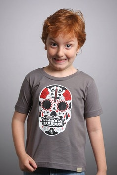 Camiseta Infantil Xantolo