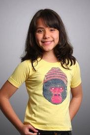 Camiseta Infantil Gorila