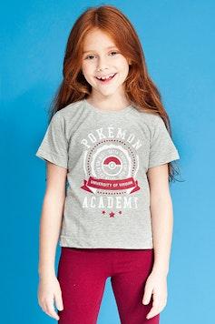 Camiseta Infantil Pokémon University