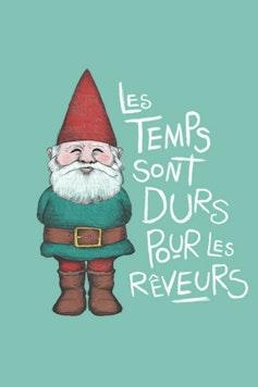 Estampa Camiseta Infantil Amélie Poulain