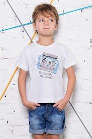 Camiseta Infantil Criaturas