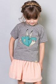 Camiseta Infantil Alice