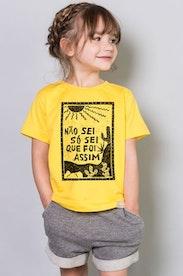 Camiseta Infantil O Auto da Compadecida