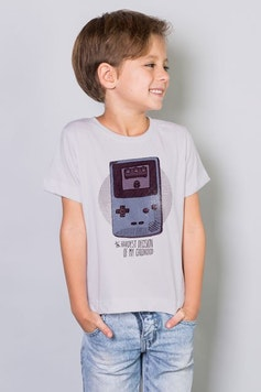 Camiseta Infantil Hardest Decision