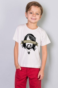 Camiseta Infantil Foo Fighters