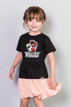 Camiseta Infantil Roosters