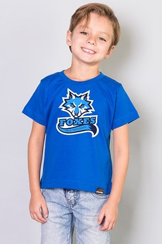 Camiseta Infantil Foxes