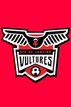 Estampa Camiseta Infantil Vultures