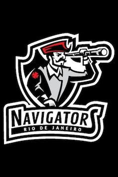 Estampa Camiseta Infantil Navigators