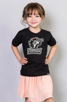 Camiseta Infantil Navigators