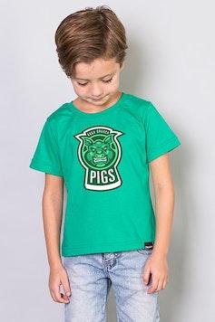 Camiseta Infantil Pigs