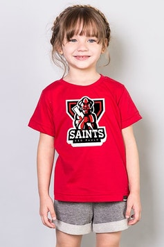 Camiseta Infantil Saints