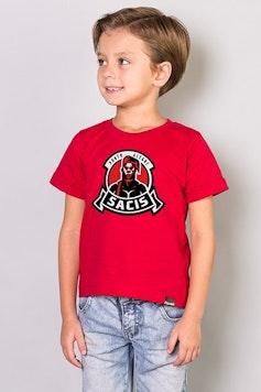 Camiseta Infantil Sacis