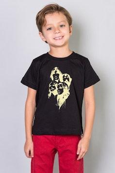 Camiseta Infantil Pink Floyd