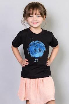 Camiseta Infantil Stranger Things