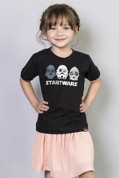 Camiseta Infantil Start Wars