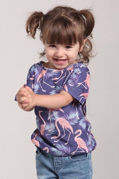 Camiseta Infantil Summertime