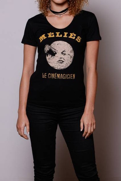 47bd66c04 Camiseta Méliès - Chico Rei