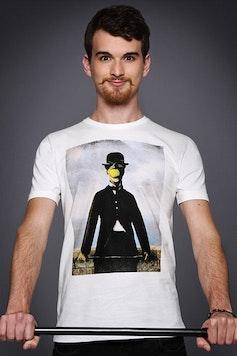 Camiseta The Son of Chaplin