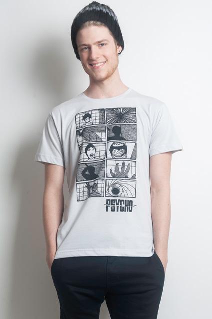 Camiseta Camiseta Psicose