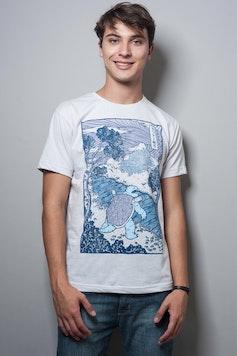 Camiseta Blastoise